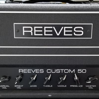 2000s Reeves Custom 50 Head for sale