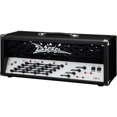 Diezel VH4 4-Channel 100-Watt Guitar Amp Head