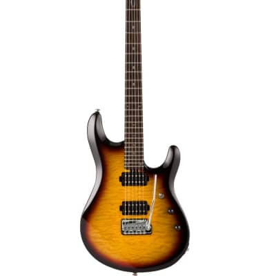 Music Man Sterling John Petrucci 3-Tone Sunburst for sale