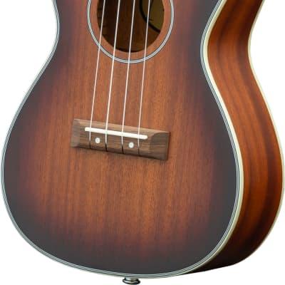 Adam Black  Concert Ukulele Cutaway Electro CB120CE Sunburst for sale
