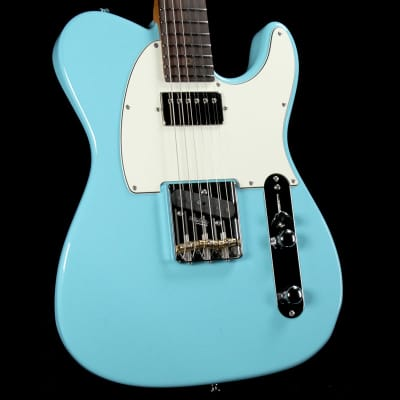 Suhr Classic T Antique Daphne Blue Old Growth River Roasted Maple Used image