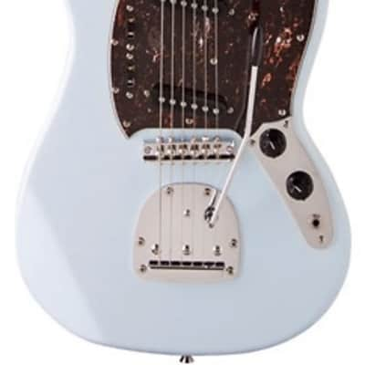 Jay Turser MG-2 Series Electric Guitar, Sonic Blue for sale