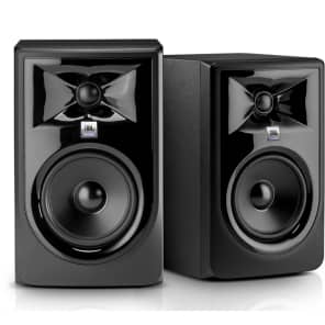 "JBL 305P MkII 2-Way 5"" Active Nearfield Studio Monitors (Pair)"