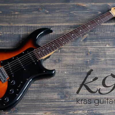 Aria Pro II RS Special-V SA 1983-1984 Smoky Amber for sale