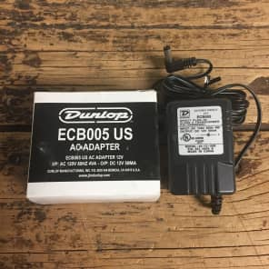 Dunlop ECB005 12v Power Supply