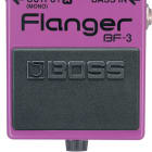 Boss  BF-3 Flanger electric guitar effects pedal image