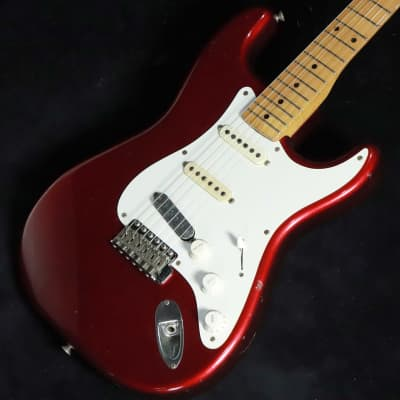 Bill Lawrence Challenger-1D BC1D-57 Apple Red for sale