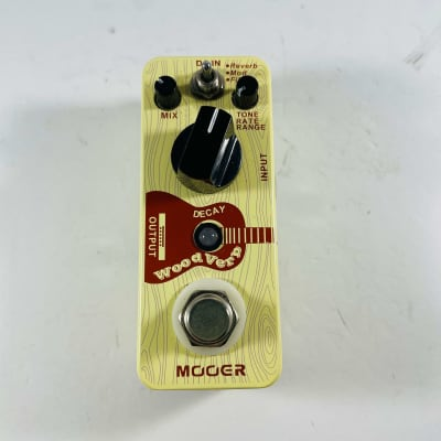 Mooer Wood Verb *Sustainably Shipped*