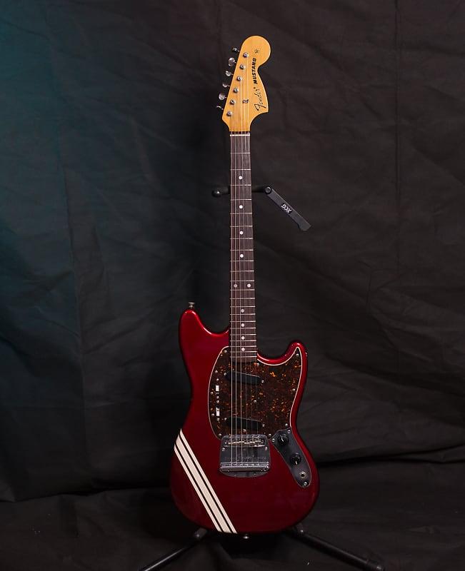 Fender Mustang '73 Vintage Reissue | 2002 Japan | Compeion Stripe on