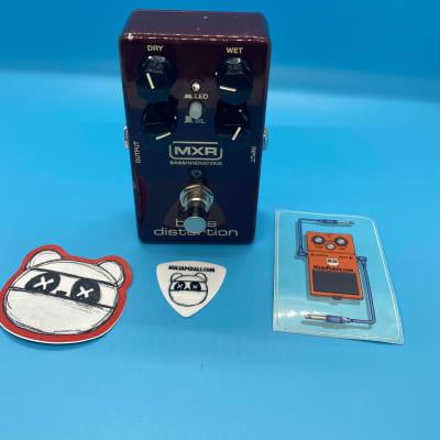 MXR M85 Bass Distortion Pedal | Fast Shipping!