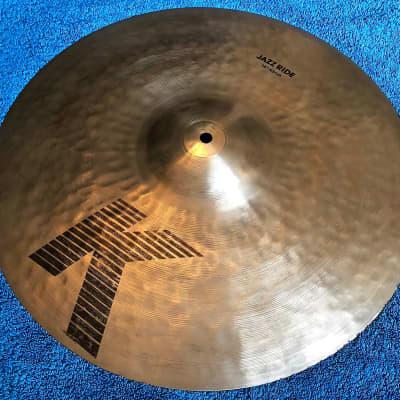 """Zildjian 18"""" K Series """"EAK"""" Jazz Ride Cymbal 1982 - 1988"""