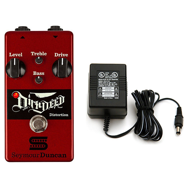 seymour duncan dirty deed distortion bundle red geartree reverb. Black Bedroom Furniture Sets. Home Design Ideas