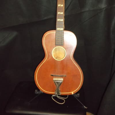 Wabash parlor 50's-60's Brown