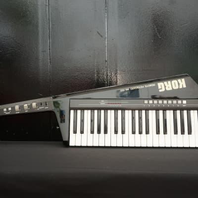 KORG RK-100 Rare Vintage 1984 Original Remote Keyboard / MIDI Controller Black