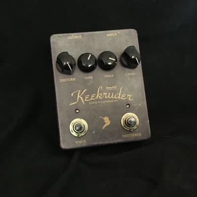 Jersey Girl Keekruder distuber 2000 Silver for sale