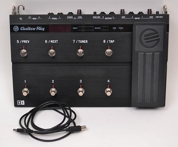 native instruments guitar rig kontrol 1