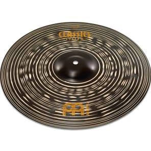 "Meinl Classics Custom 22"" Dark Crash/Ride Cymbal"