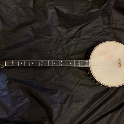 Lyon & Healy Plectrum 4 String Style A Banjo for sale