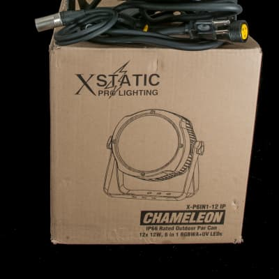 Xstatic Chameleon X-P6IN1-12 IP Outdoor LED