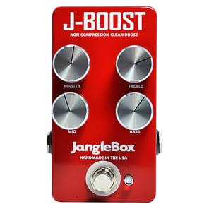JangleBox J-Boost Clean Boost