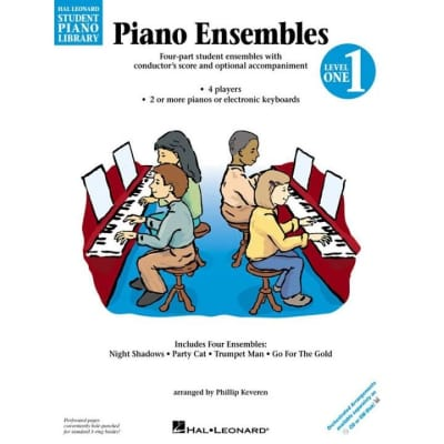 Piano Ensembles - Level 1