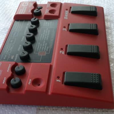 Korg G1 Guitar Distortion Processor 1996 Red for sale