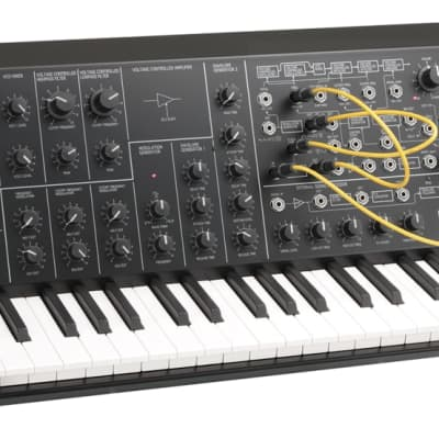 Korg MS-20 Mini 37-Key Monophonic Synthesizer