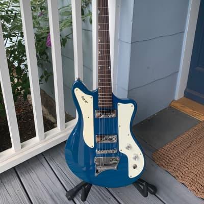 Ibanez Jet King jtk30 2009 Bluestone for sale