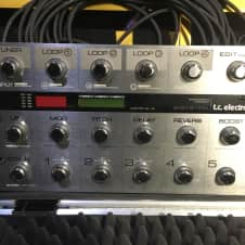 TC Electronic G-System with Extras
