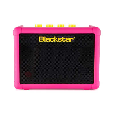 Blackstar Fly3 Neon Pink 3-Watt Mini Amp