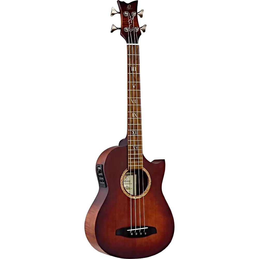 Ortega Guitars Kt Walker V2 Ken Taylor Signature Traveler A E Bass Guitar W Gig Bag Pre Order
