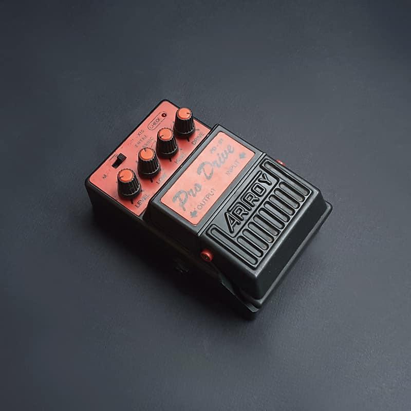 Artroy PD-01 Pro Drive: Tube Amp Simulator/Distortion - RAREST soviet USSR  pedal