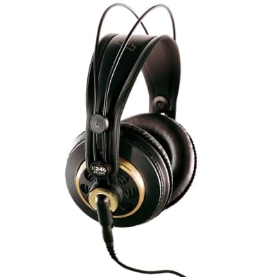 AKG K240ST Professional Studio Reference Headphones