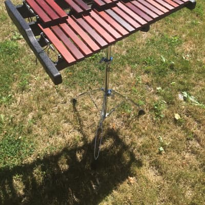 Ludwig / Musser 2.5 Octave Xylophone w/ Rolling Case