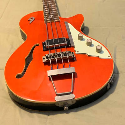 Duesenberg Star Bass 2002 Orange for sale