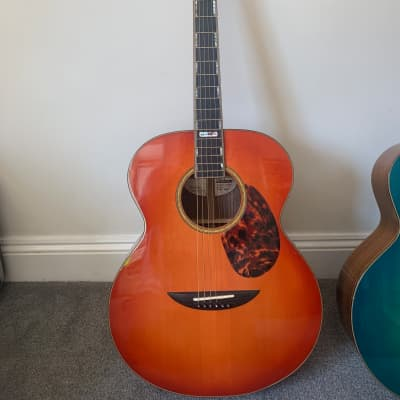 Versoul Buxom 6 custom  2009 Sunburst for sale