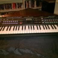 Casio CZ-1 Synthesizer 1986 Black Rare Fantastic Shape! Sounds Amazing! Needs to warm up!
