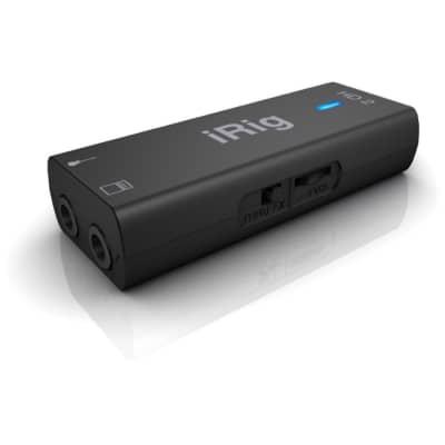 IK Multimedia iRig HD 2 iOS/USB Guitar Audio Interface