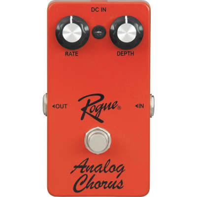 Rogue Analog Chorus Guitar Effects Pedal Regular