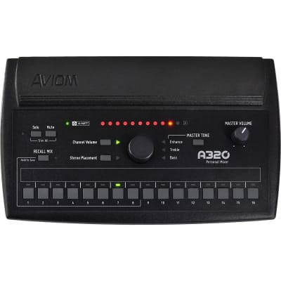 Aviom A320 32-Channel Personal Mixer