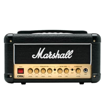 Marshall DSL1HR 1-Watt Guitar Head with Reverb