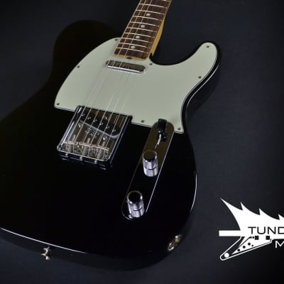 Fender Custom Shop 1963 Telecaster NOS - Black for sale