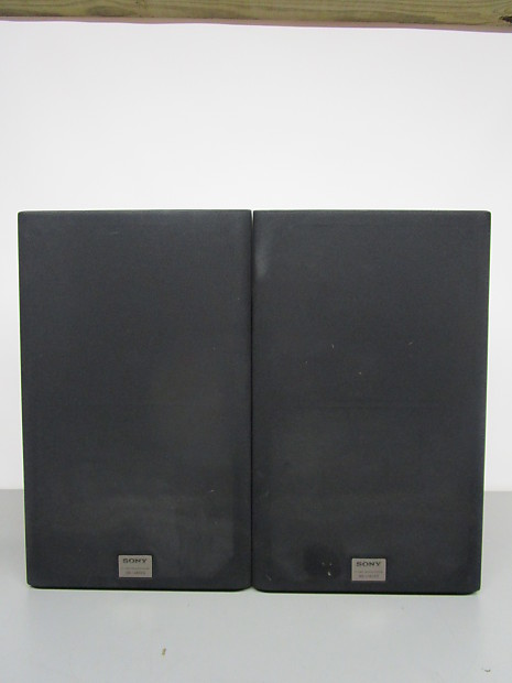 Sony SS U4033 Bookshelf Speakers Pair