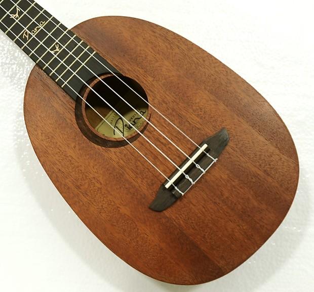 "Concert Ukulele 24"" -Pineapple shape DP-50 | mangolulu15 ..."