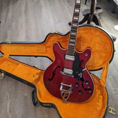 Guild Starfire V 1968 Red for sale