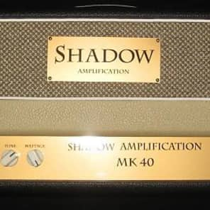 Shadow Amplification MK 40 Quad EL84 Guitar Tube Amplifier MK40 (Used) for sale