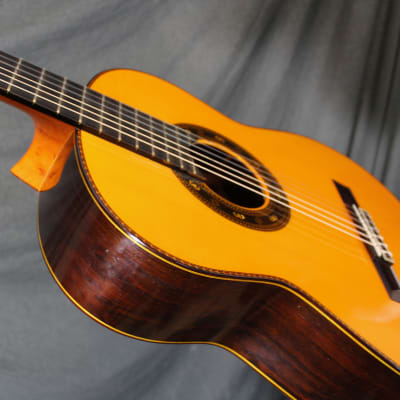 Pedro Maldonado 1a Classical guitar 1998 French polish for sale
