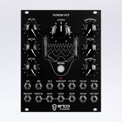 Erica Synths Fusion VCF3 Eurorack