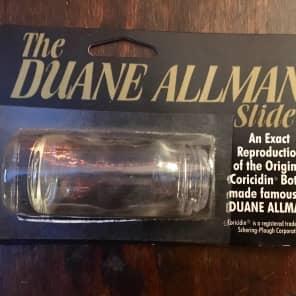 Duane Allman Slide Coricidin Glass  The Rabbit Hole  Reverb