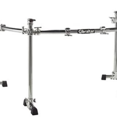 Gibraltar Chrome Series 4 Post Curved Rack image
